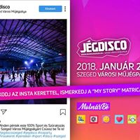 Jgdisco Szeged - Insta Ice Party