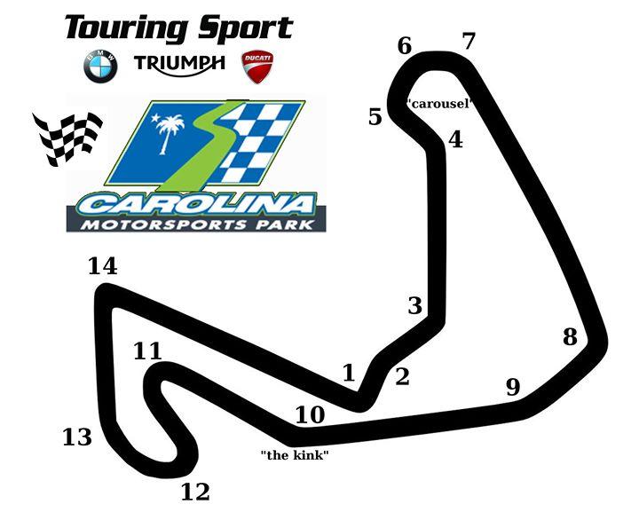 Carolina Motorsports Park >> Track Day At Carolina Motorsports Park With Touring Sport Kershaw