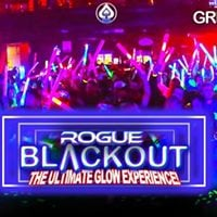 Rogue Blackout Greensboro 325 Ultimate Glow Experience