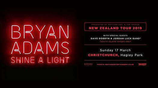 Bryan Adams - Live in Christchurch