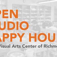 Open Studio Happy Hour