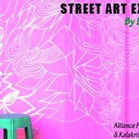 Street Art Festival with Delphine Delas