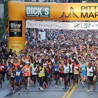 Kinesio Taping for Pittsburgh Marathon