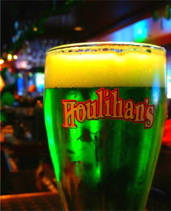 St Patricks Day At New Brunswick Houlihans!