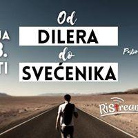 Od dilera do sveenika - Rene Schubert - RiStream Xtreme susret