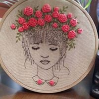 Embroidery 101 Class The Underground Attic