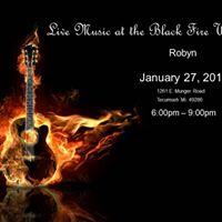 Black Fire Winery Presents Robyn