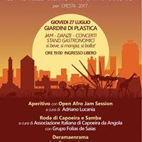 Urban Savana Festival per Cresta 2017