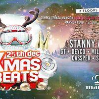 Xmas Beats w. Stanny Abram  Mansion