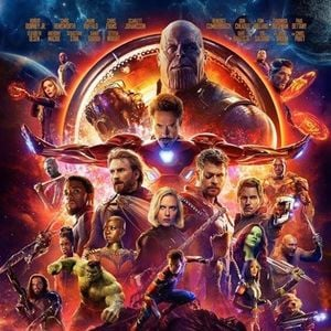 Avengers Infinity War - Movies for Mommies