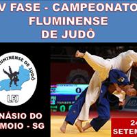 V Fase - Campeonato Fluminense De Jud