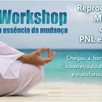 Workshop A essncia da mudana (Hipnose e PNL)