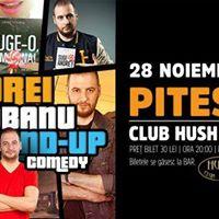 Andrei Ciobanu - Stand up comedy show