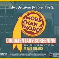 More Than A Word Documentary Screening