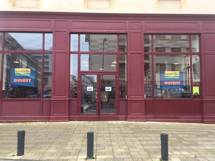 Ouverture bureau vallÉe thionville centre at ville de thionville