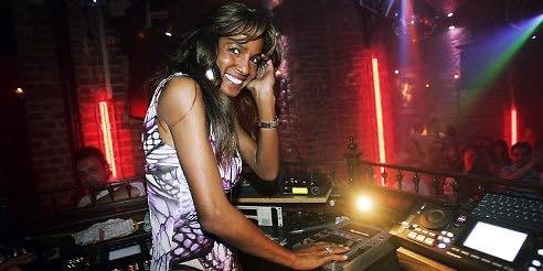 Nadja Abd del Farrag DJ Set (Support by Giulia Siegel)