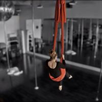 Intro to Aerial Hammock Fitness