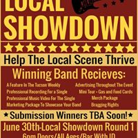 Local Showdown Round 1