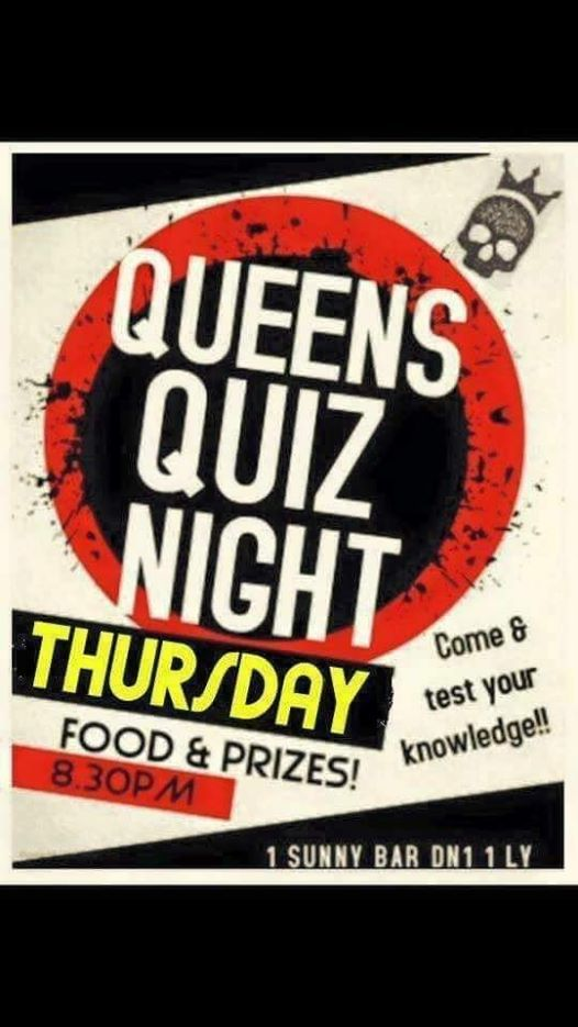 Queens Quiz with Polly