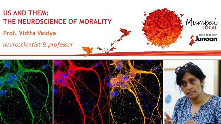 Us and Them the Neuroscience of Morality at Kitabkhana