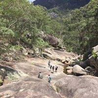 Lower Portals &amp Barney Gorge RockHop Saturday