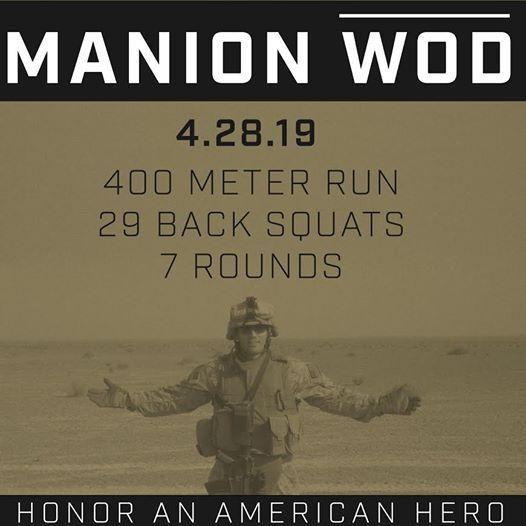 Manion WOD