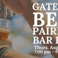 Gate City Beer Dinner