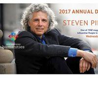 2017 Annual Dinner with Steven Pinker