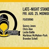 Late-Night Stand-Up Show  Pittsburgh Comedy Festival