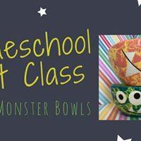 Homeschool Art Class - Afternoon Session