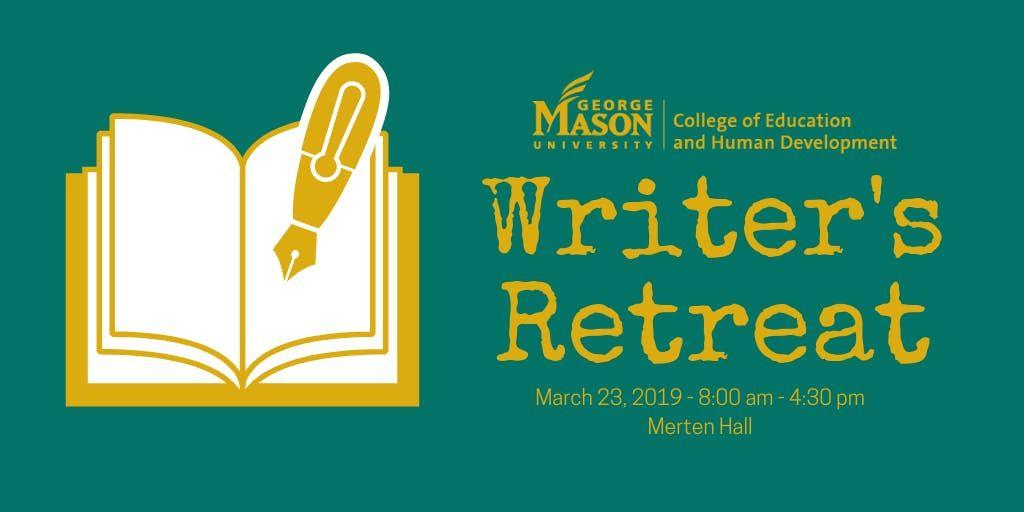 Spring 2019 CEHD Writers Retreat