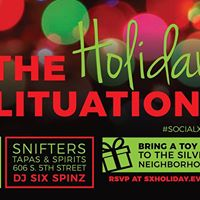 The Holiday Lituation