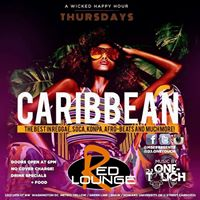 Caribbean Thursdays  A Wicked Happy hour