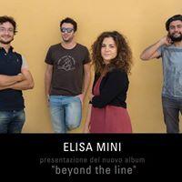 Elisa Mini - presentazione del nuovo album &quotBeyond the line&quot
