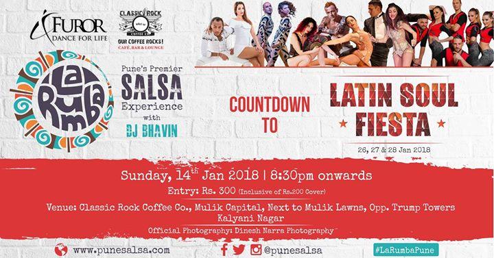 La Rumba - Countdown to LSF - 14th Jan 2018