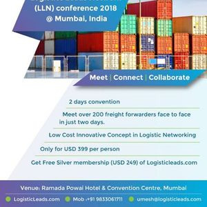 Logistics systems events in the City  Top Upcoming Events