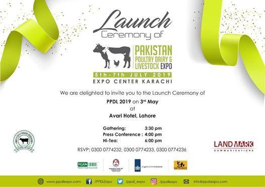 Pakistan Poultry Dairy & Livestock Expo at Karachi Expo Centre, Karachi