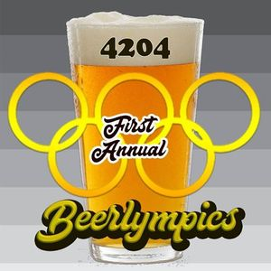 First Annual Beerlympics