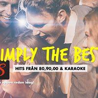 Simply the best med karaoke