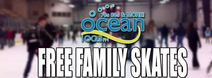 Ocean 100 Free Family Skate