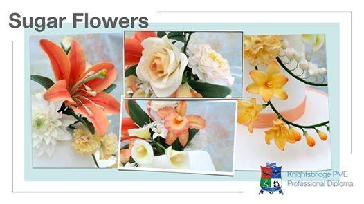 PME Diploma Course - Sugar Flowers Module