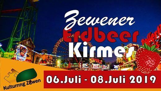 Zewener Erdbeerkirmes 2019 At Fröbelstraße, 54294 Trier