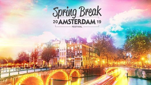 Lincoln Goes To Spring Break Amsterdam 2019