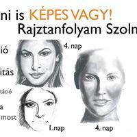 Rajzolni is KPES VAGY - Rajztanfolyam Szolnokon