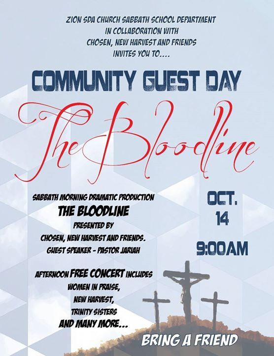Zion Sda Community Guest Day Castries