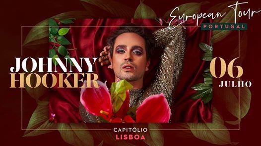 Johnny Hooker - Lisboa