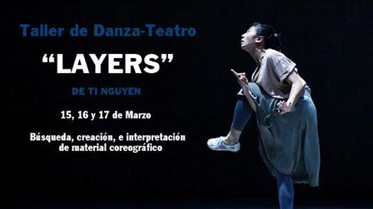 Taller de Danza-Teatro Layers