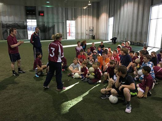 Youth Gaelic Football Program Have A Ball-Games 4 All