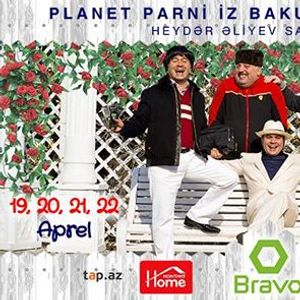Planet Parni iz Baku - &quotNataa m prila&quot