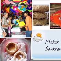 Makr Sankranti Celebration with Tilkut